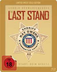 The Last Stand - Limited Gold Edition