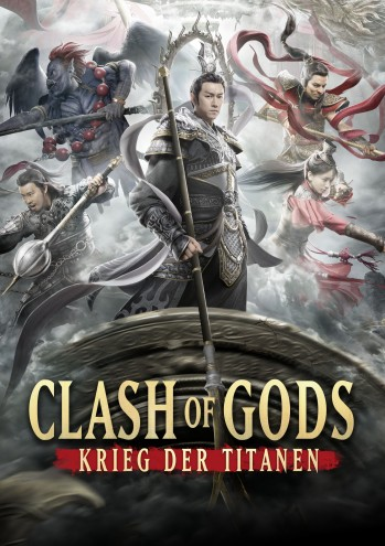 Clash of Gods - Krieg der Titanen
