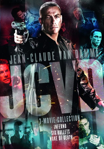 Jean-Claude Van Damme - 3-Movie-Collection