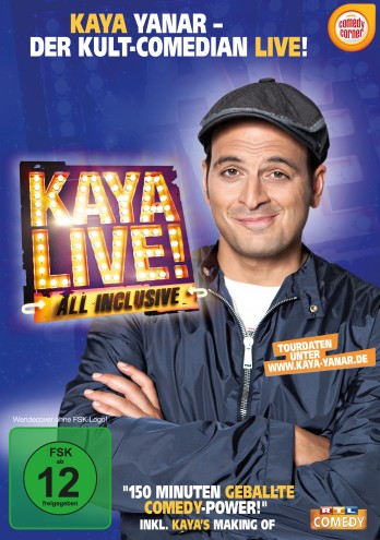 Kaya Yanar LIVE - All Inclusive