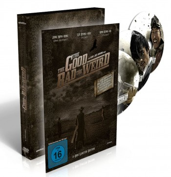 The Good The Bad The Weird - 3-Disc Limited Edition im Mediabook