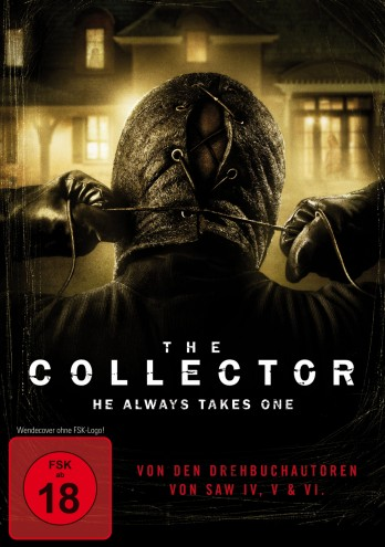 The Collector - He always takes one!