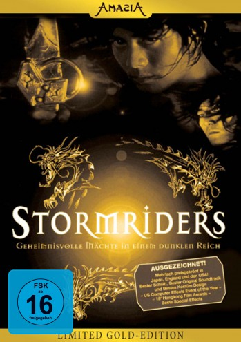 Stormriders - Limited Gold Edition
