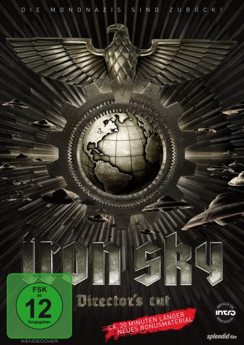 Iron Sky - Director's Cut LTD. - Limitierte Sonderausgabe