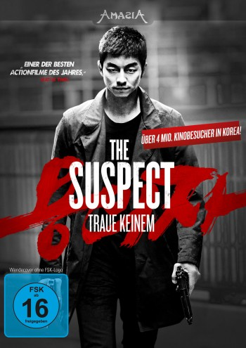 The Suspect - Traue keinem
