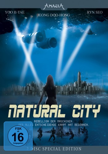 Natural City - 2-Disc Edition