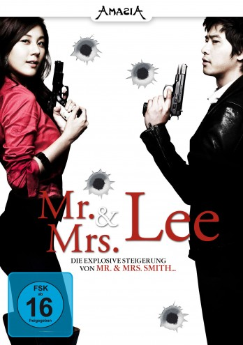Mr. & Mrs. Lee