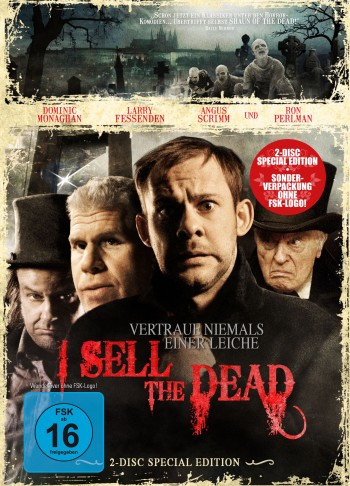 I SELL THE DEAD - 2-Disc Special Edition