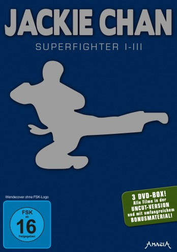 Jackie Chan -  Superfighter 1-3