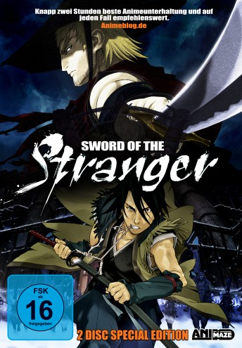 Sword of the Stranger - 2-Disc Special Edition