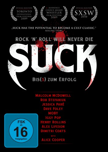 SUCK - 2-Disc Limited-Edition