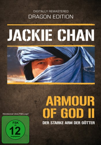 Armour of God 2 - Der starke Arm der Götter -Dragon Edition-