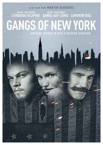Gangs of New York LTD. - Limitiertes BD & DVD Mediabook