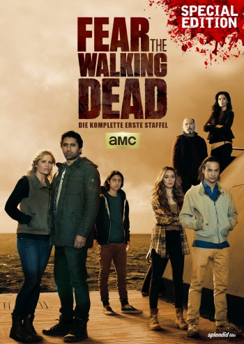 Fear the Walking Dead - Die komplette erste Staffel - Special Edition