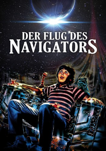 Der Flug des Navigators  LTD. - Limited Mediabook