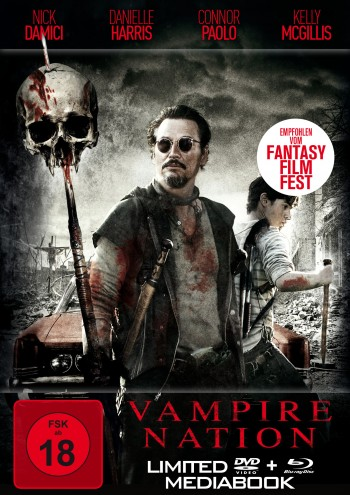 Vampire Nation Limited 2-Disc-Mediabook LTD.