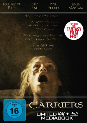 Carriers Limited 2-Disc-Mediabook
