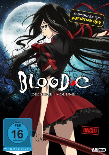 Blood C - Die Serie Volume 1