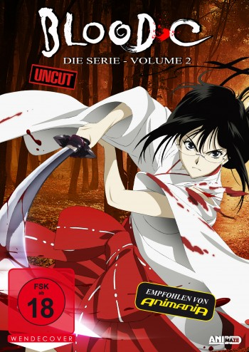 Blood C - Die Serie Volume 2