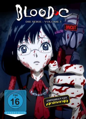 Blood C - Die Serie Volume 3