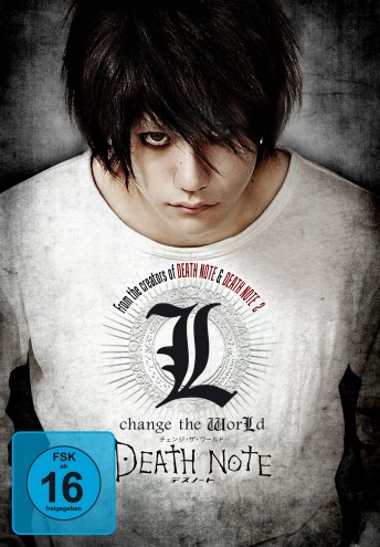 Death Note - L change the World - Limited Edition im Mediabook