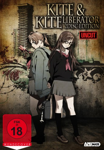Kite - Kite Liberator 2-Disc Edition