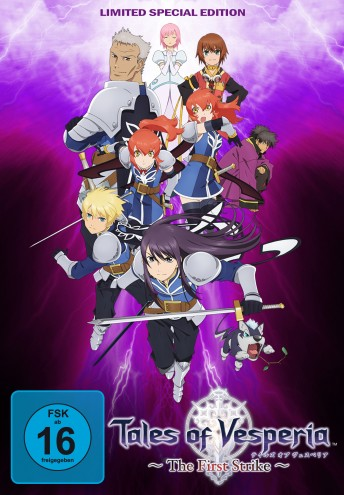 Tales of Vesperia  - The First Strike Special Edition Limited