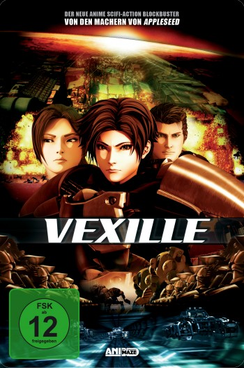 Vexille - 2 Disc Metalpack Special Edition