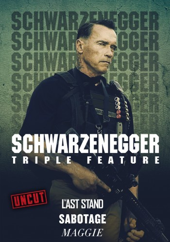 Arnold Schwarzenegger Triple Feature