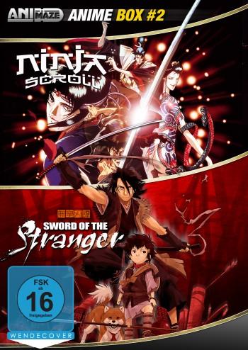 Anime Box 2 Sword of the Stranger, Ninja Scroll