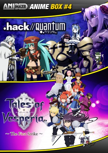 Anime Box 4 Hack Quantum, Tales of Vesperia