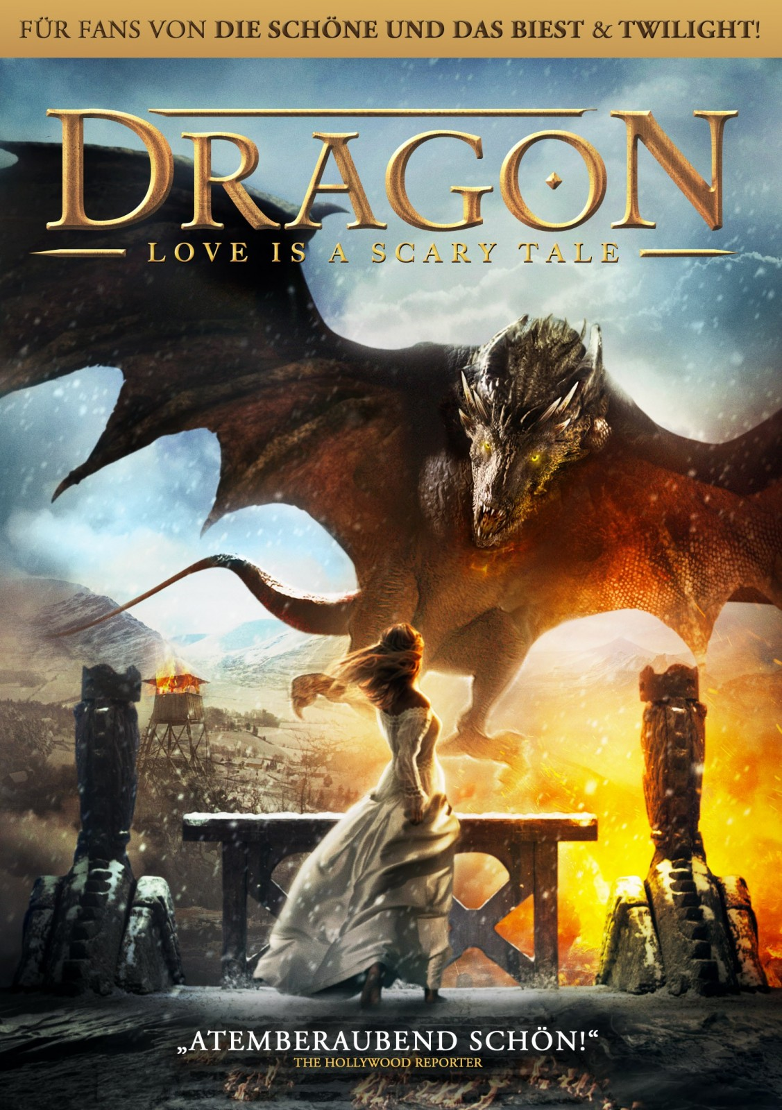 Dragon – Love Is A Scary Tale