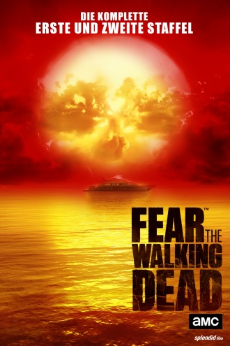 Fear the Walking Dead - Staffel 1 + 2 - Limitiertes Steelbook