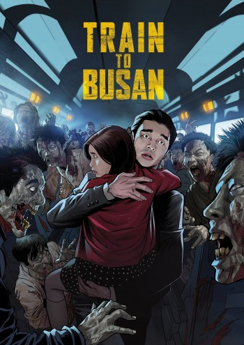 Train to Busan - inkl. Seoul Station