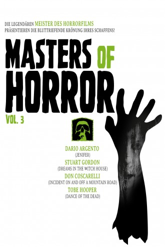 Masters Of Horror Vol. 3