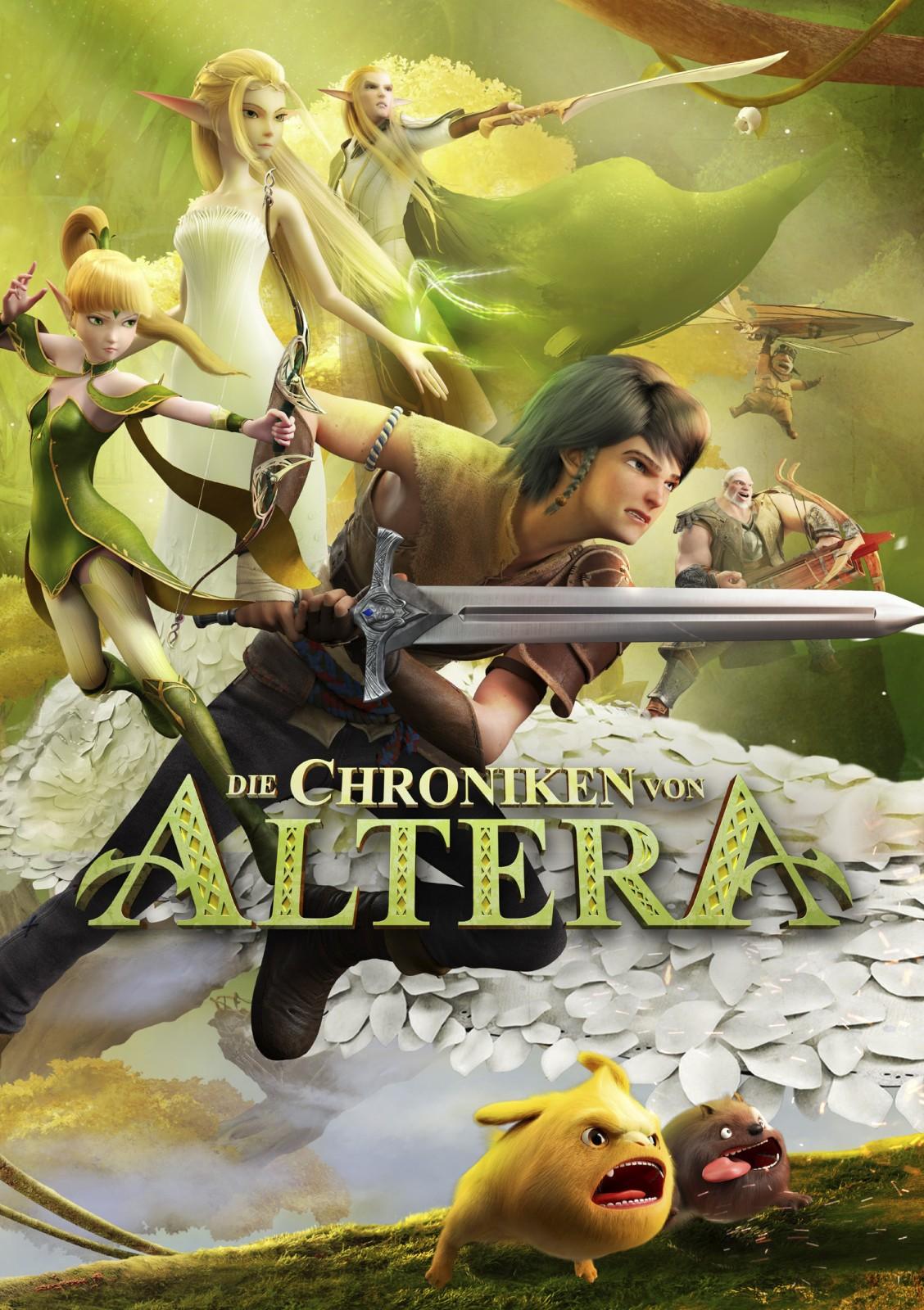 Die Chroniken Von Altera 3