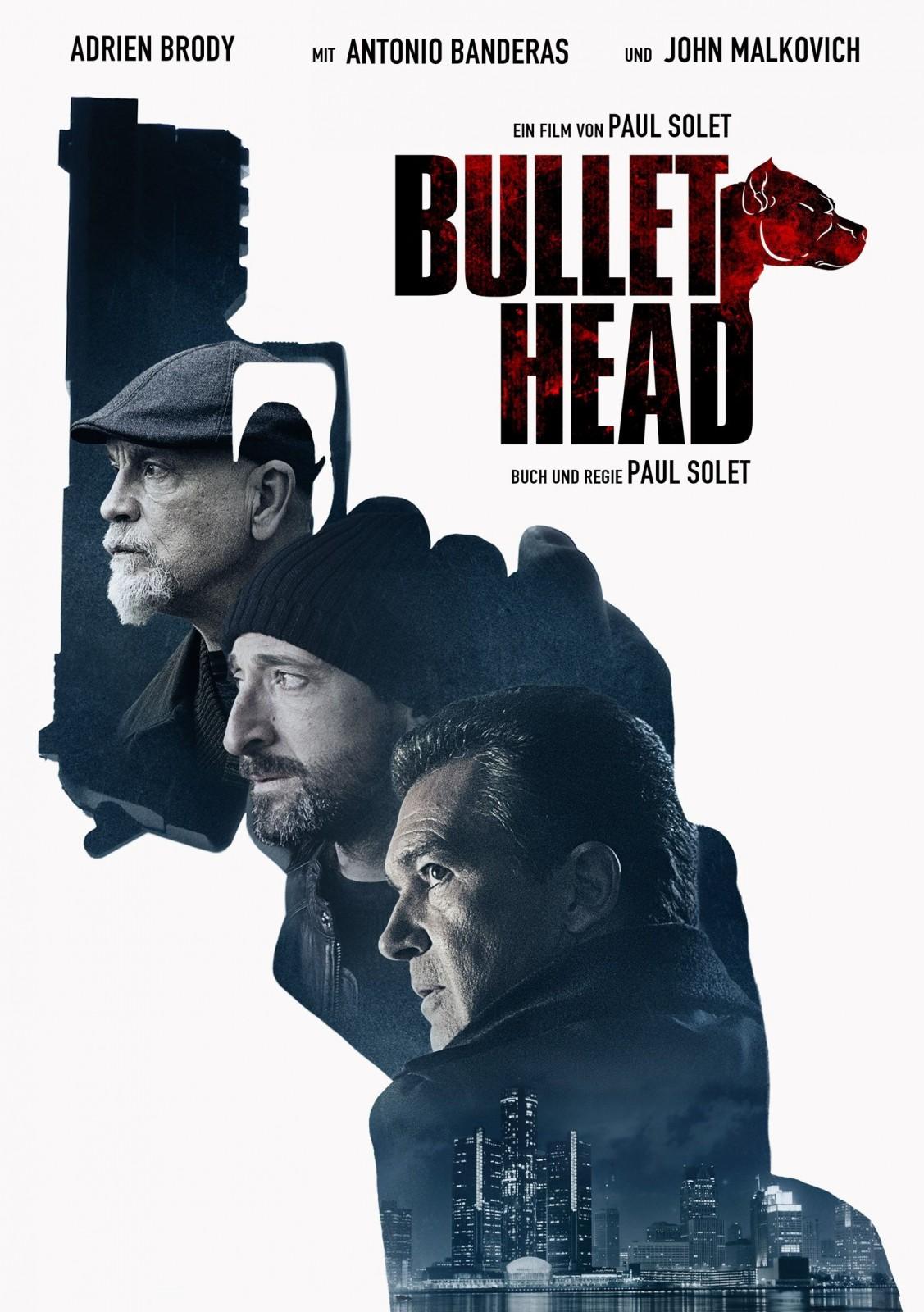 Bullet in head