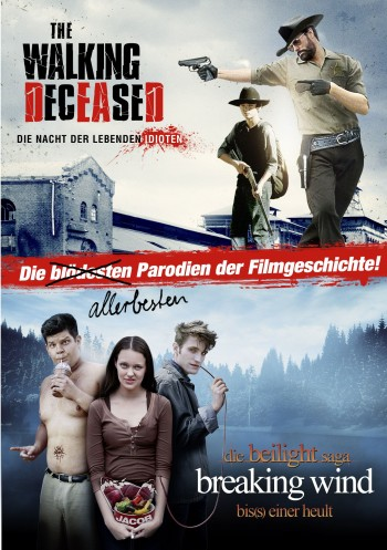 The Walking Deceased + Die Beilight Saga Double Feature