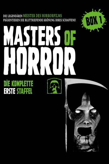 Masters of Horror komplette Staffel 1