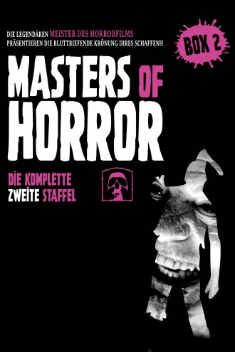 Masters of Horror komplette Staffel 2
