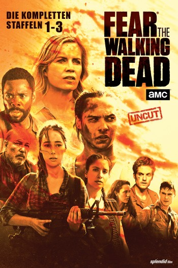 Fear the Walking Dead - Staffel 1+2+3