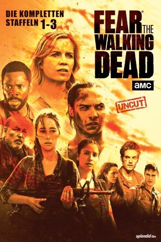 Fear the Walking Dead - Staffel 1+2+3