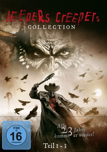 Jeepers Creepers Collection - Teil 1- 3