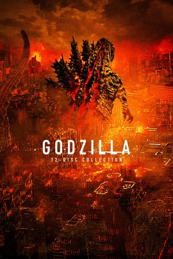 Godzilla - 12-Disc Collection LTD.