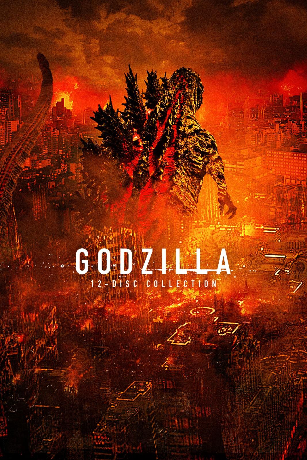 Godzilla Filme Anschauen
