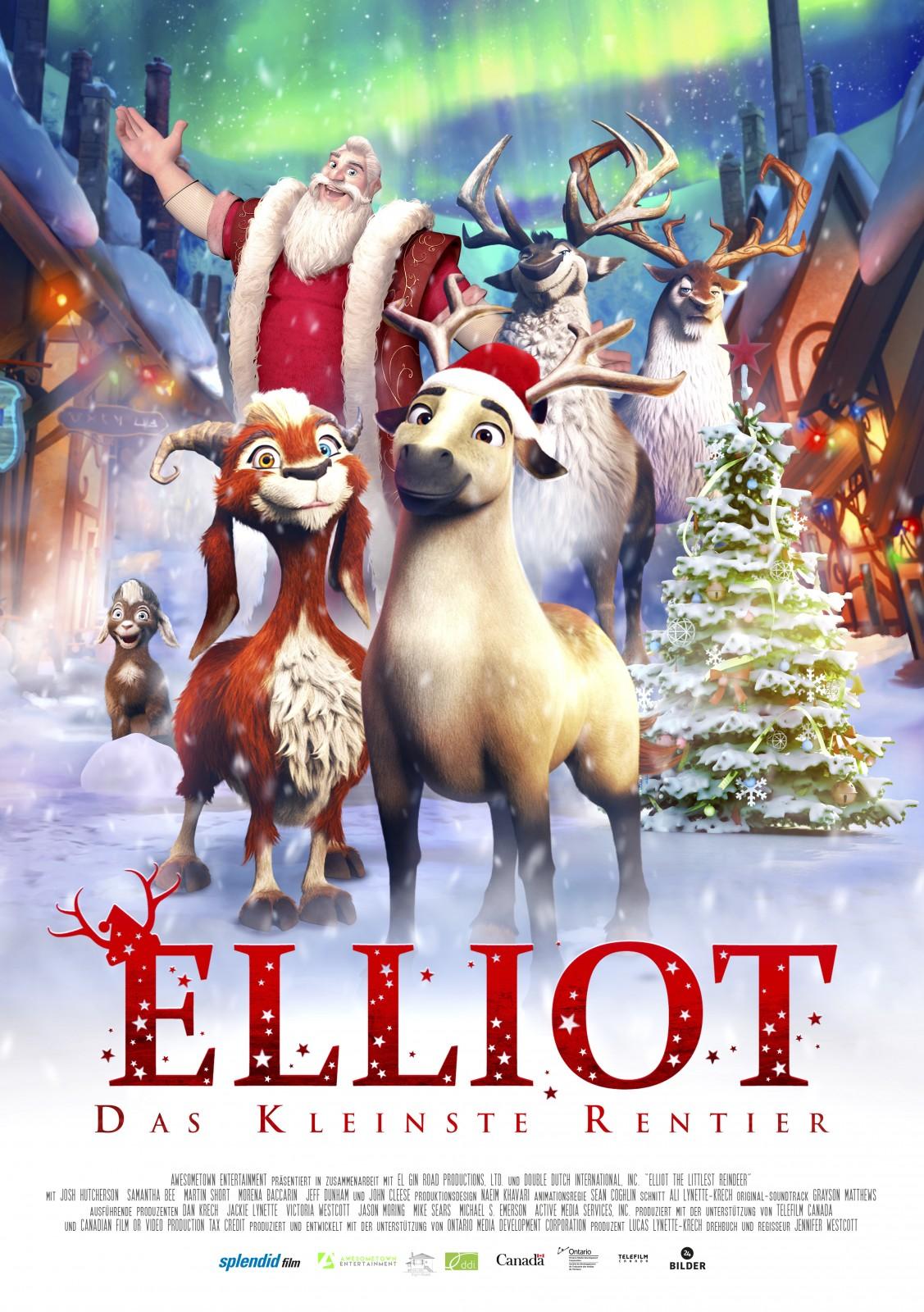 splendid film | Elliot - Das kleinste Rentier