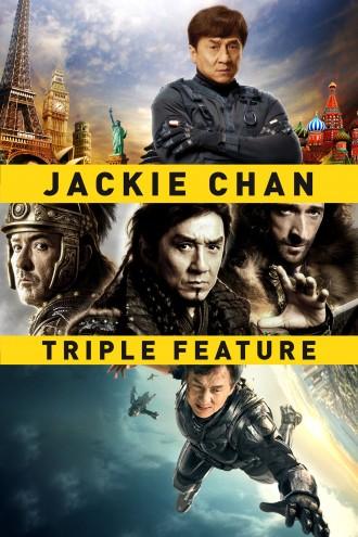 Jackie Chan Triple Feature