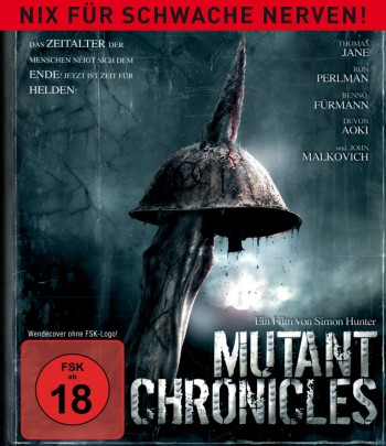 Mutant Chronicles - Limited Edition - Nix für schwache Nerven!