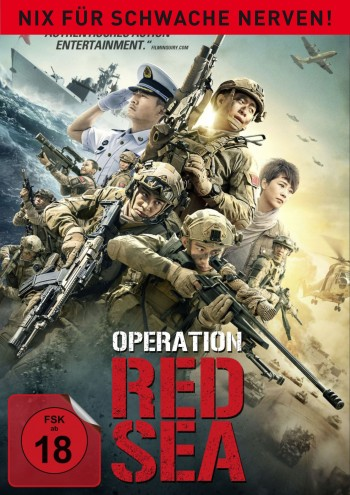 Operation Red Sea - Erstauflage mit O-Card