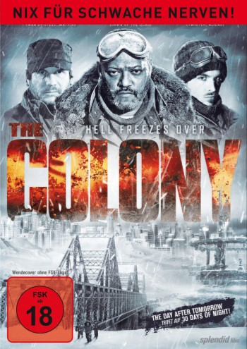 The Colony - Hell Freezes Over - Nix für schwache Nerven!